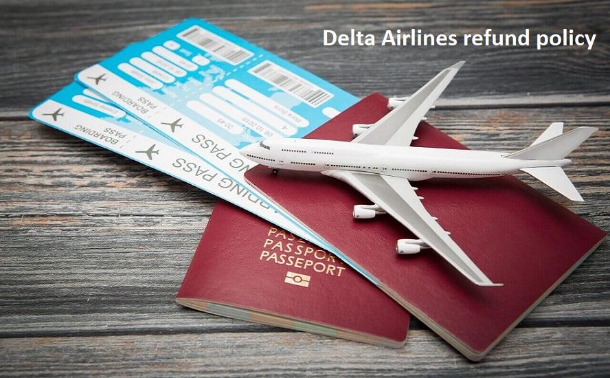 Delta Airlines refund policy